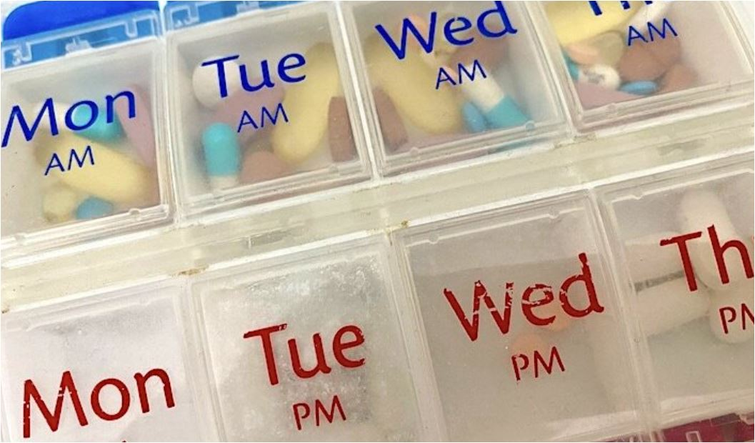 daily pill pack